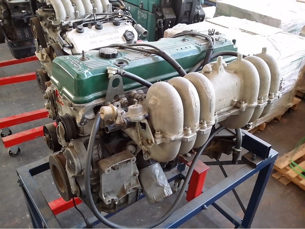 Car Auction Online >> Ford Falcon 6 Cylinder 4 Litre Intech Engine--On Mobile ...