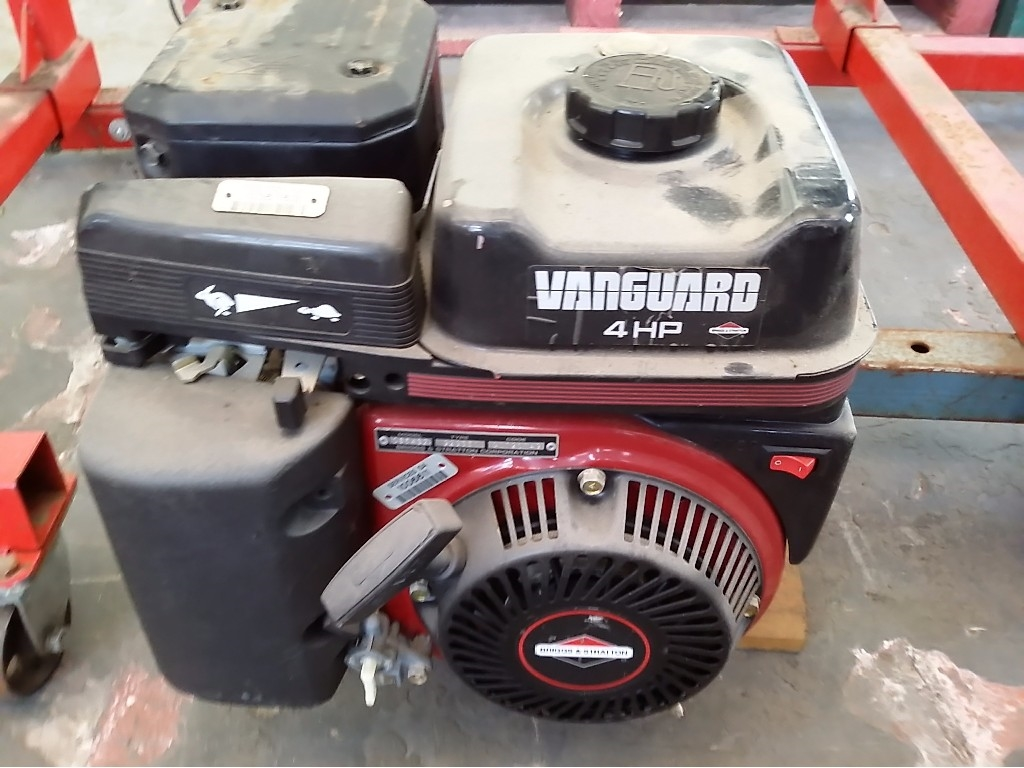 Briggs And Stratton /Vanguard 4 HP.Stationery Motor -Not Tested ...