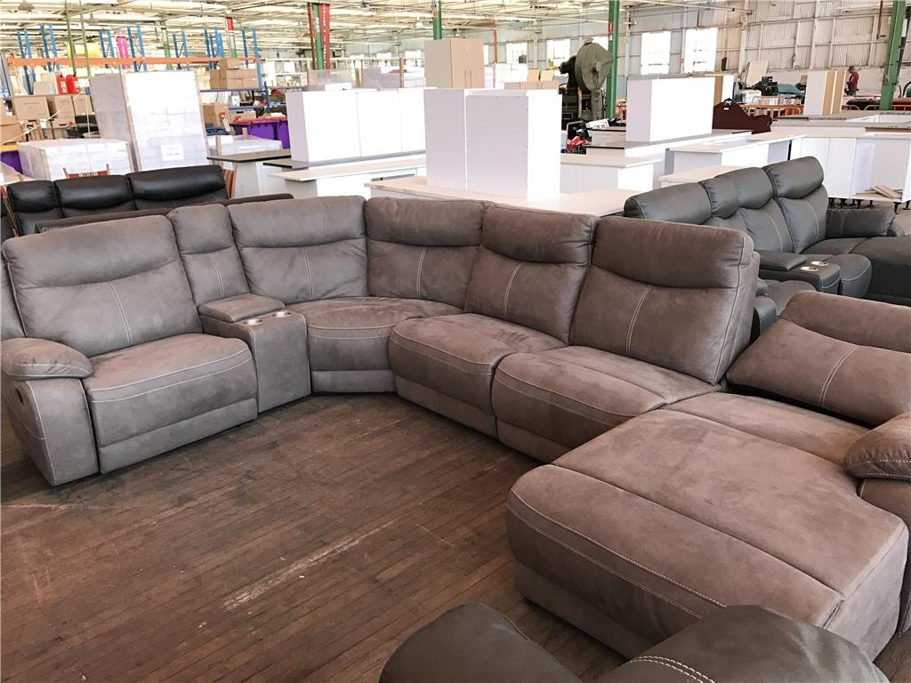 Lounge Suite Romero Modular Corner Lounge Suite With