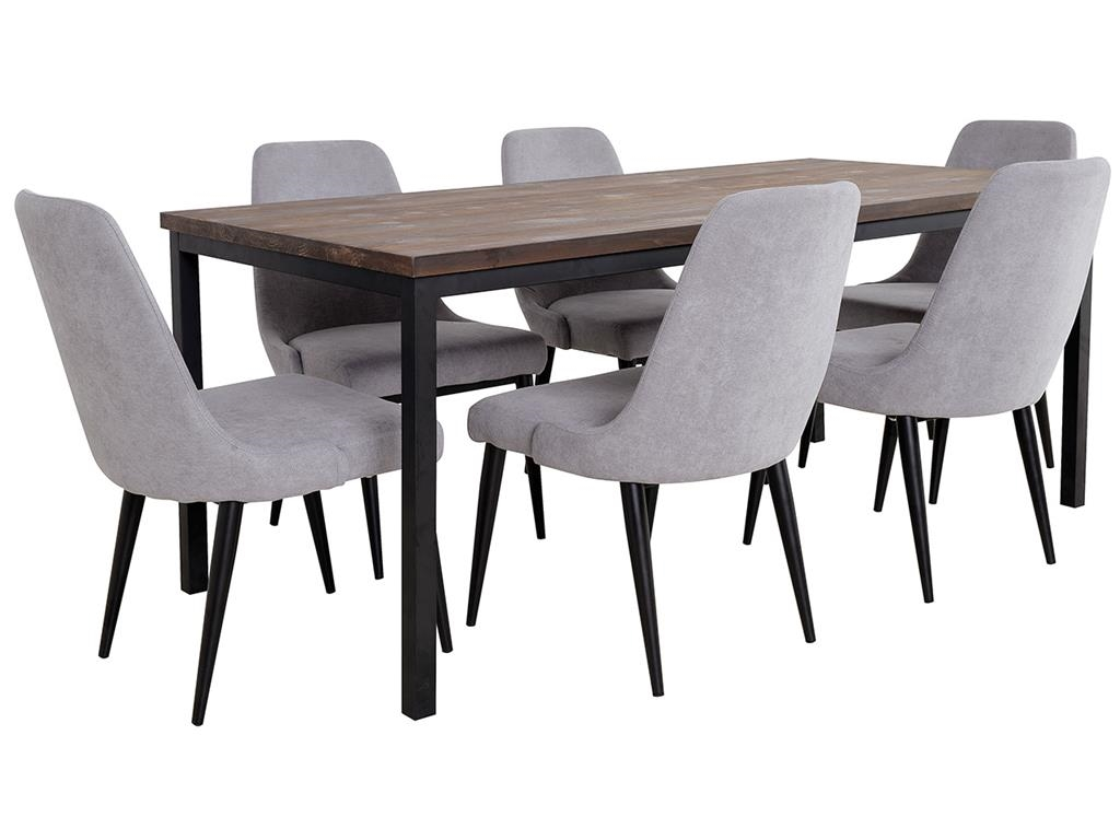 Dining table without chairs image collections dining for Dining table without chairs