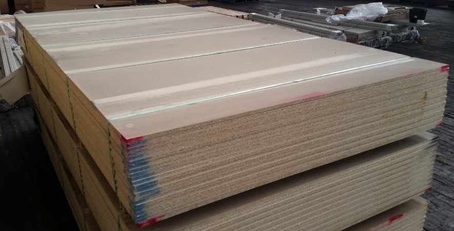 White Laminated Particle Board ~ Laminate particle board quot white velvet mmx mm