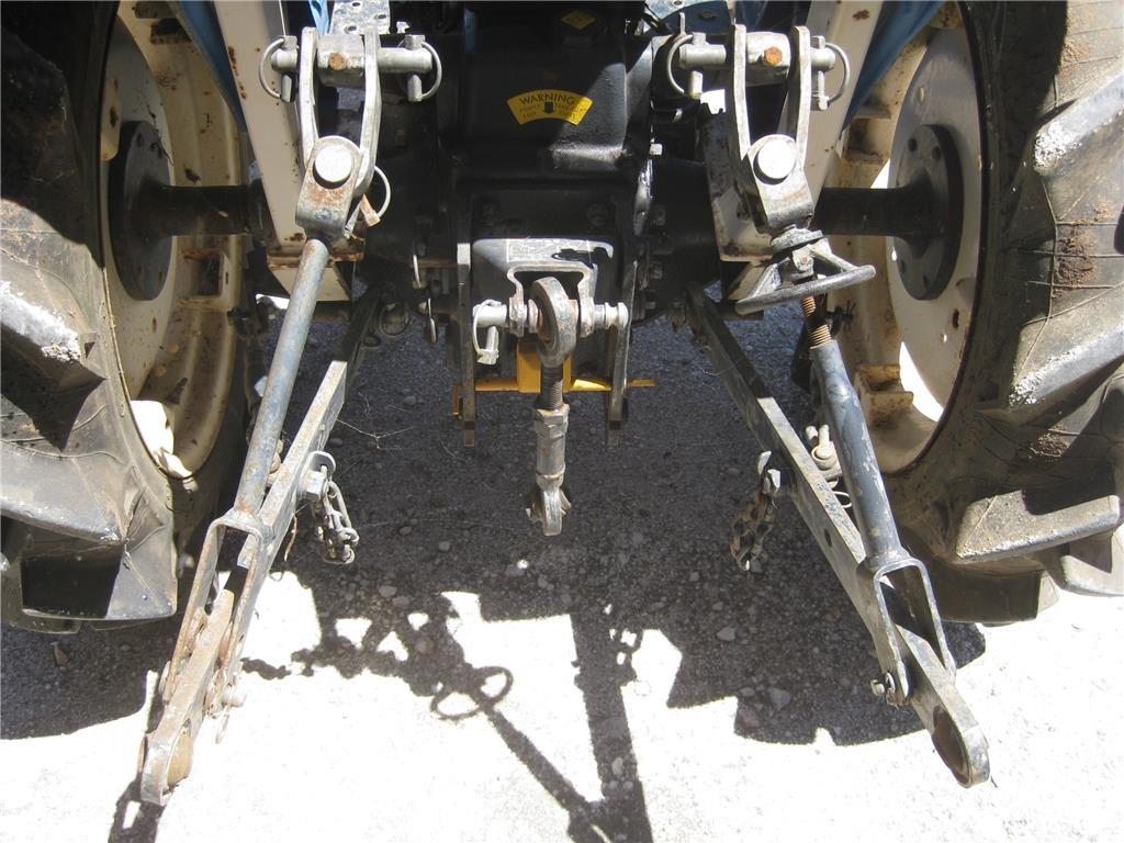Iseki Ts1910 Tractor Diesel 3 Point Linkage 509 9 Hours
