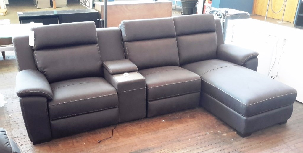 Nobu modular lounge 3 seater chaise 2 electrical for 1 seater chaise lounge