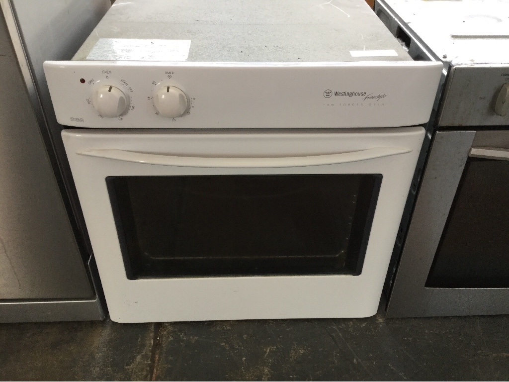Westinghouse Freestyle Fan Forced Oven 662 Not Tested