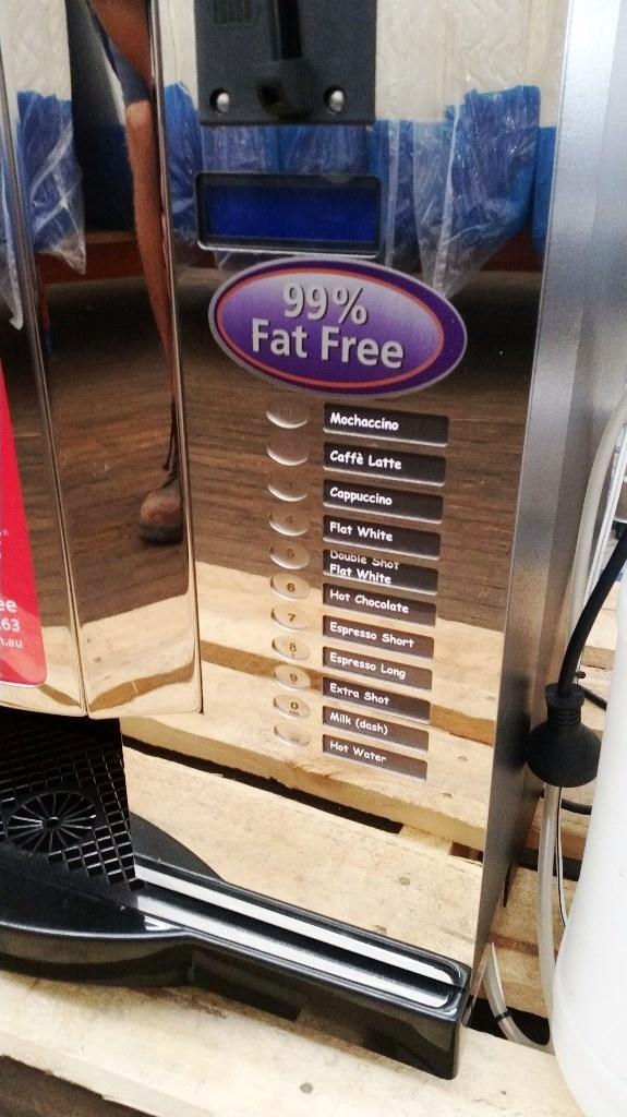Token/$2 Coin Operated Coffee Machine, Brand: A C E M, Model