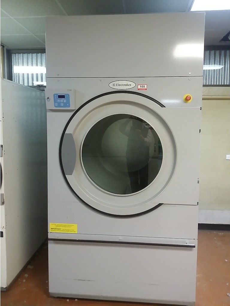 Industrial Tumble Dryers ~ Electrolux commercial tumble dryer model t kg