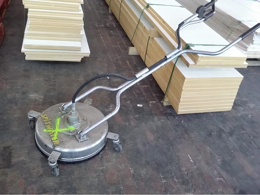 Spit Water Pressure Floor Polisher/Cleaner [95381+6]