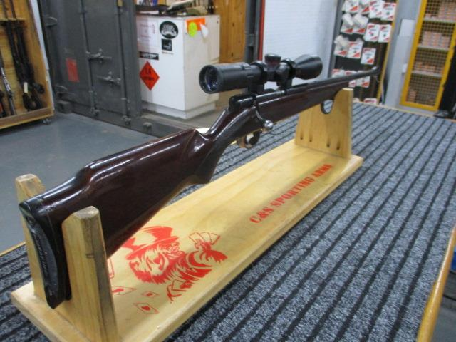 Rifle -Winchester  22 Cal Model 320 -Bolt Action Rifle -with