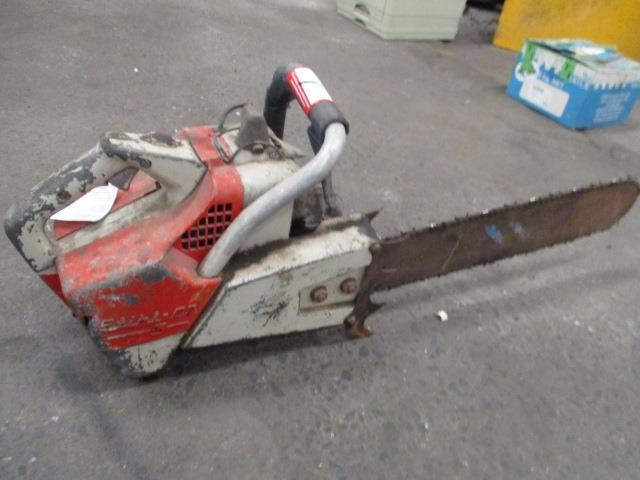 Stihl Chainsaw Model 07 -Not Tested ( Located At Wingfield)