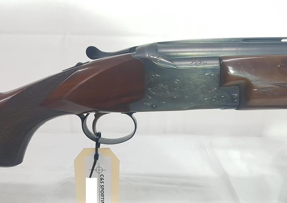 Shotgun winchester numbers 101 serial WINCHESTER REPEATING