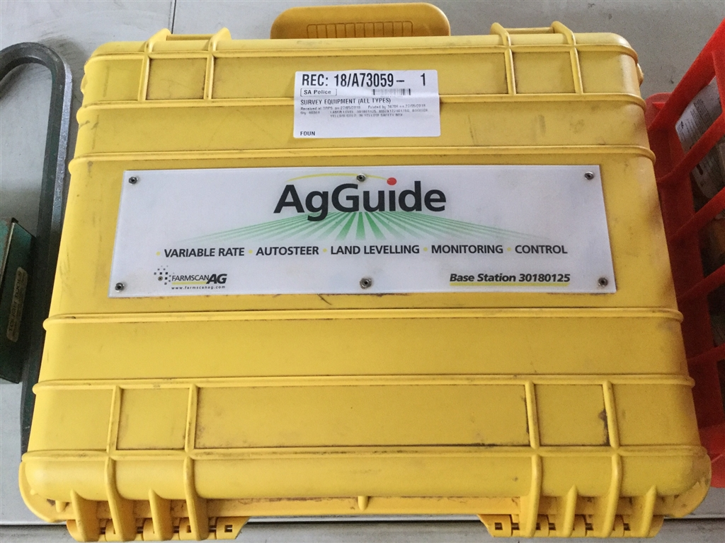 Farmscan Agguide Agricultural Surveyors Base Station GPS
