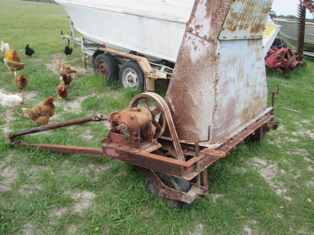 Tractor Attachment - Mulcher Green Acre, PTO Driven [92058+25]