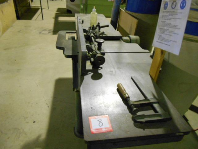 Thornley Planer -2 Metre Long Bed X 450Mm Approx -3 Phase ...