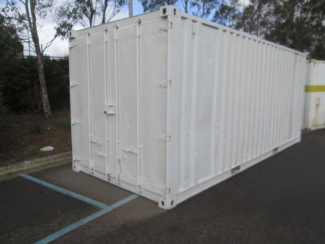 Plumbers shipping container 6 metre with internal pipe for Extension container
