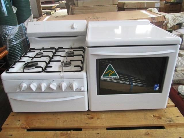 westinghouse elevated gas oven stove model gek1235wlp r. Black Bedroom Furniture Sets. Home Design Ideas