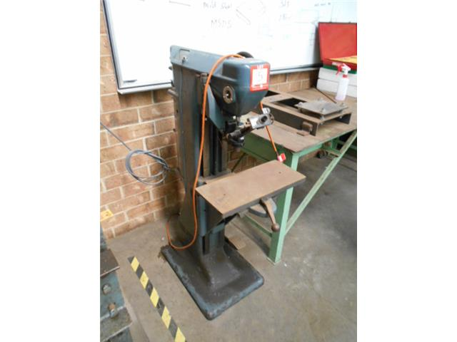 Hardness Testing Machine, Vickers Armstrong, Serial Number