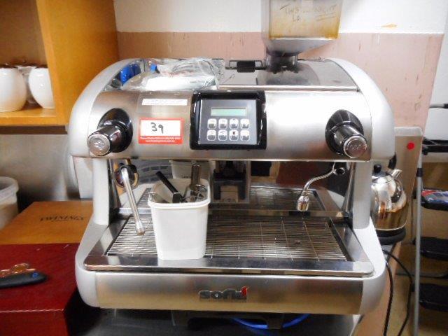 Coffee Machine Sofia Bianchi Sofia Super Automatic